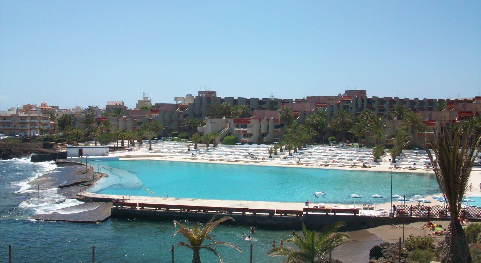 La isla y yo piscina de agua salada - Piscinas de agua salada ...