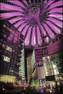 HISTORIAS DE UN APRENDIZ  +Potsdamer Platz Berlín. La transformación de una ciudad