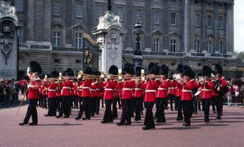 cambio de guardia buckingham Londres: Qué ver I