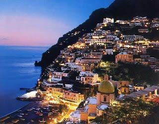 positano Costa Amalfitana: acantilados y pueblos de ensueño