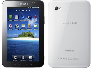 Aplicativos Galaxy Tab