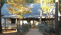 Camp Meriwether Cabin. Get a free horseback riding lesson at Camp Meriwether from Camp Coupons.com