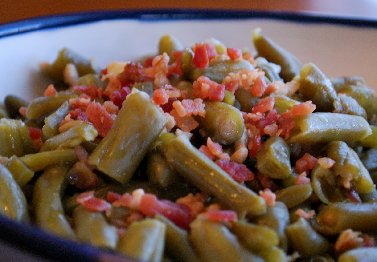 Easy, Delicious Green Beans