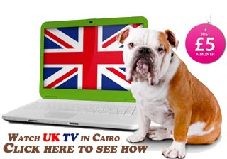Watch UK/USA/EU TV in Egypt