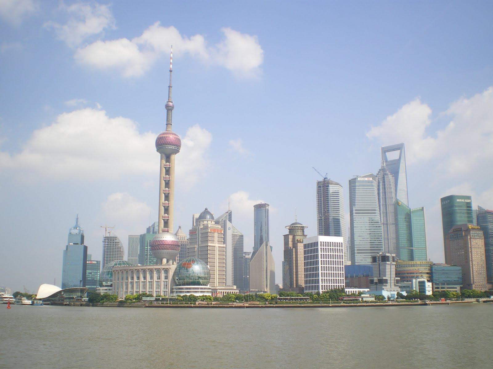 私が見た 2010年夏の上海は二度と戻らない上海新と旧が混沌と交わり 夏: 愛し上海