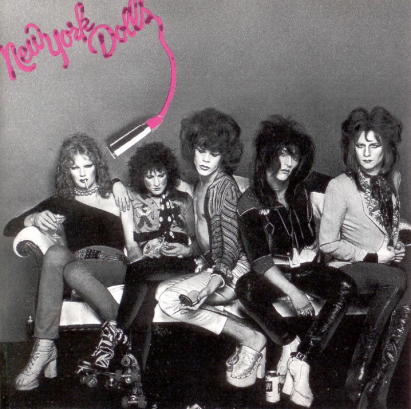 New york dolls new york dolls 1973