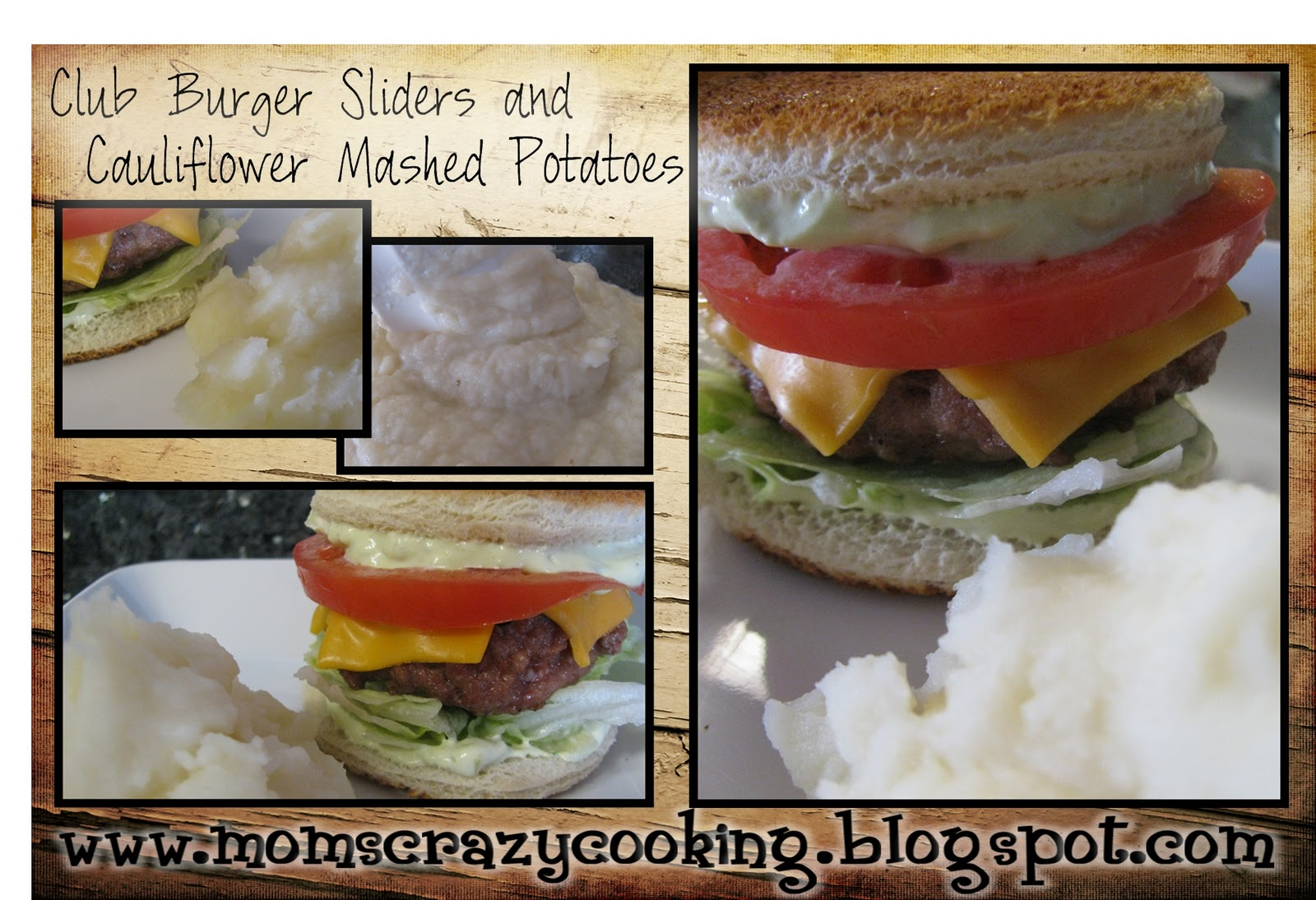 Club%252BBurger%252BSliders%252Band%252BCauliflower%252BMashed%252BPotatoes rachael cook rachael ray ...
