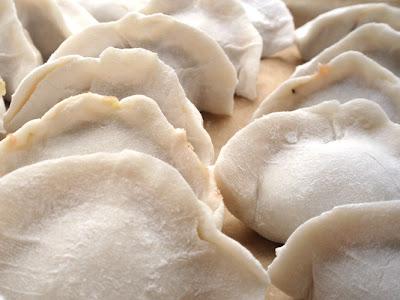 dumplings raw