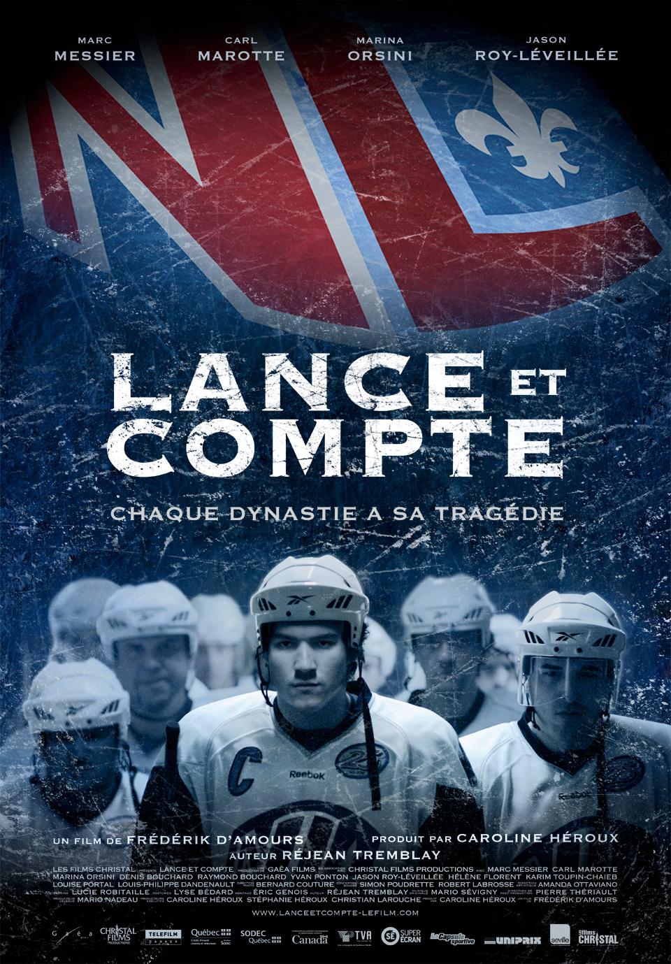 Lance et Compte Le Film DVD-R [FS]