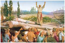 Noé profetiza sobre o Dilúvio
