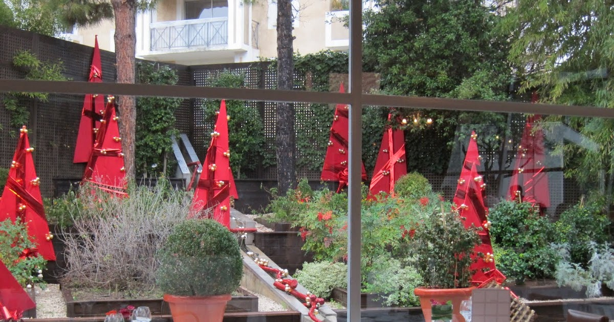 Hungry in bangkok le jardin des sens montpellier france - Jardin des sens montpellier ...