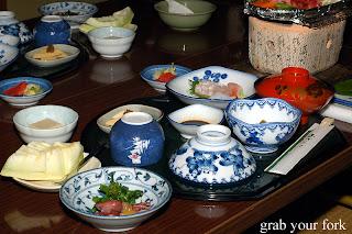 Angelica Tea Room Menu