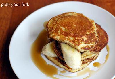 Bill Granger's ricotta hotcakes | Grab Your Fork: A Sydney food blog