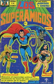 [Debate] Los Orígenes Comiqueros Marvel, DC  y otros en Argentina  Superamigos_Abril_1
