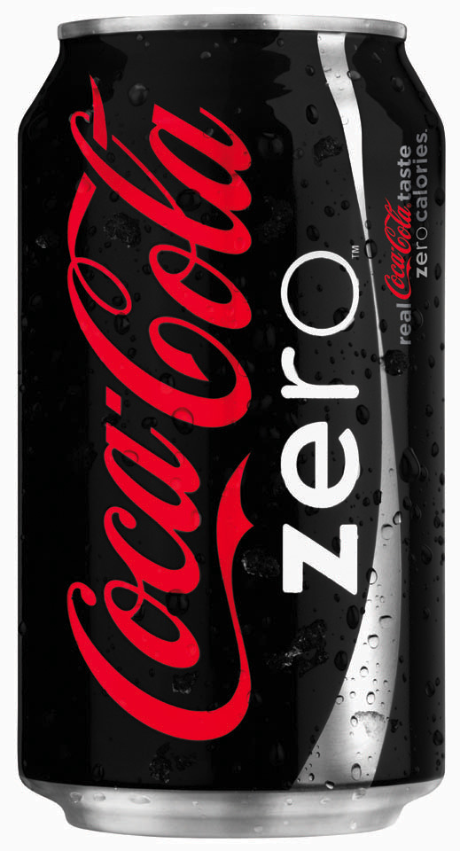 Coca-Cola Zero vs. Diet Coke