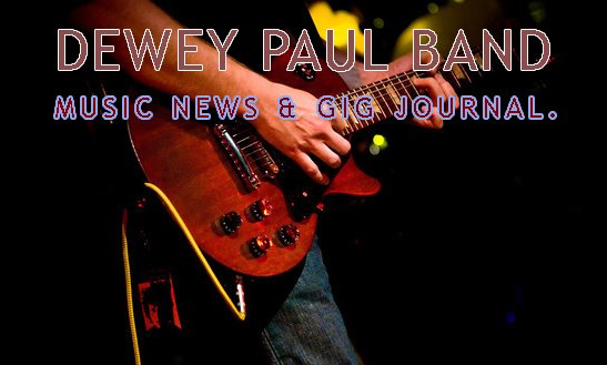 DEWEY PAUL BAND