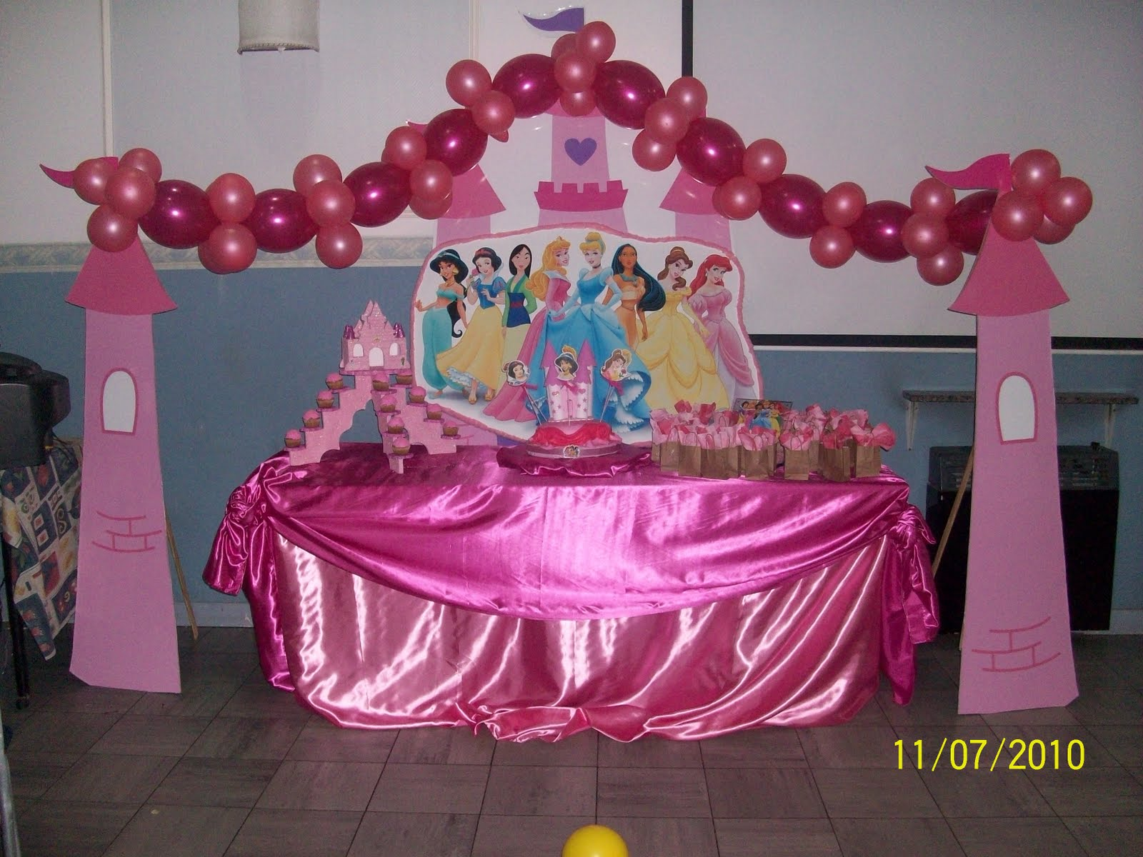 Como Organizar mi Fiesta Infantil, Organizacion de fiestas