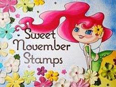 Sweet November Stamps