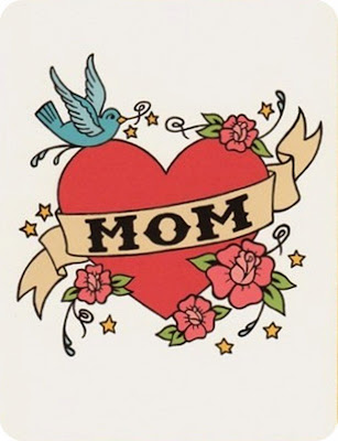 For the Tattooed (or tattoo admiring) Mom from Betty Turbo