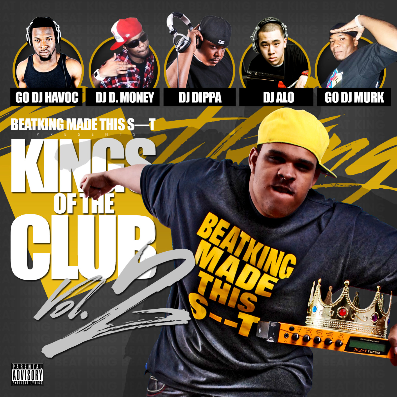 Kings of the Club Beat King