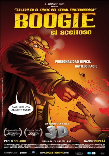 Boogie el Aceitoso (2009)