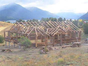 cabaña que construí