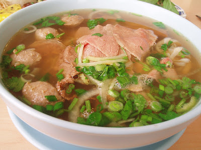 Asian food fanatic pho nguyen for Asian cuisine and pho