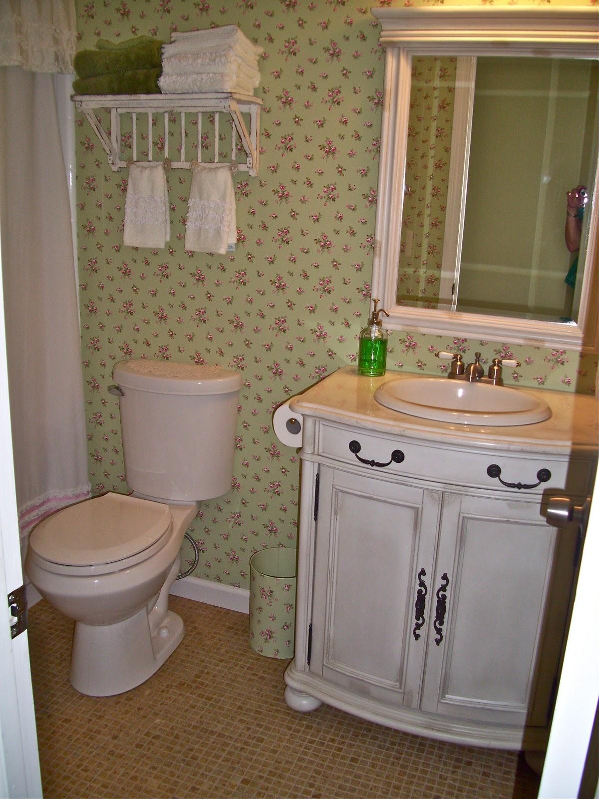Bathroom cabinets shabby chic - Bathroom Cabinets Shabby Chic 52