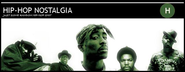 Hip Hop Nostalgia