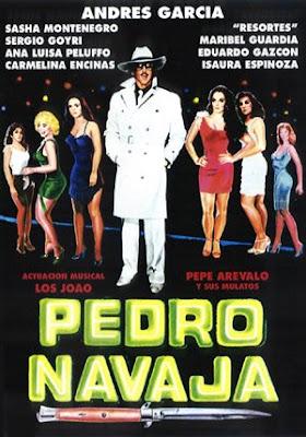 Pedro Navaja movie