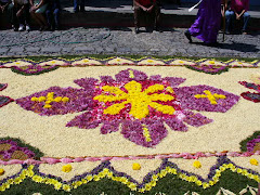 Alfombra in Antigua, Easter 2007
