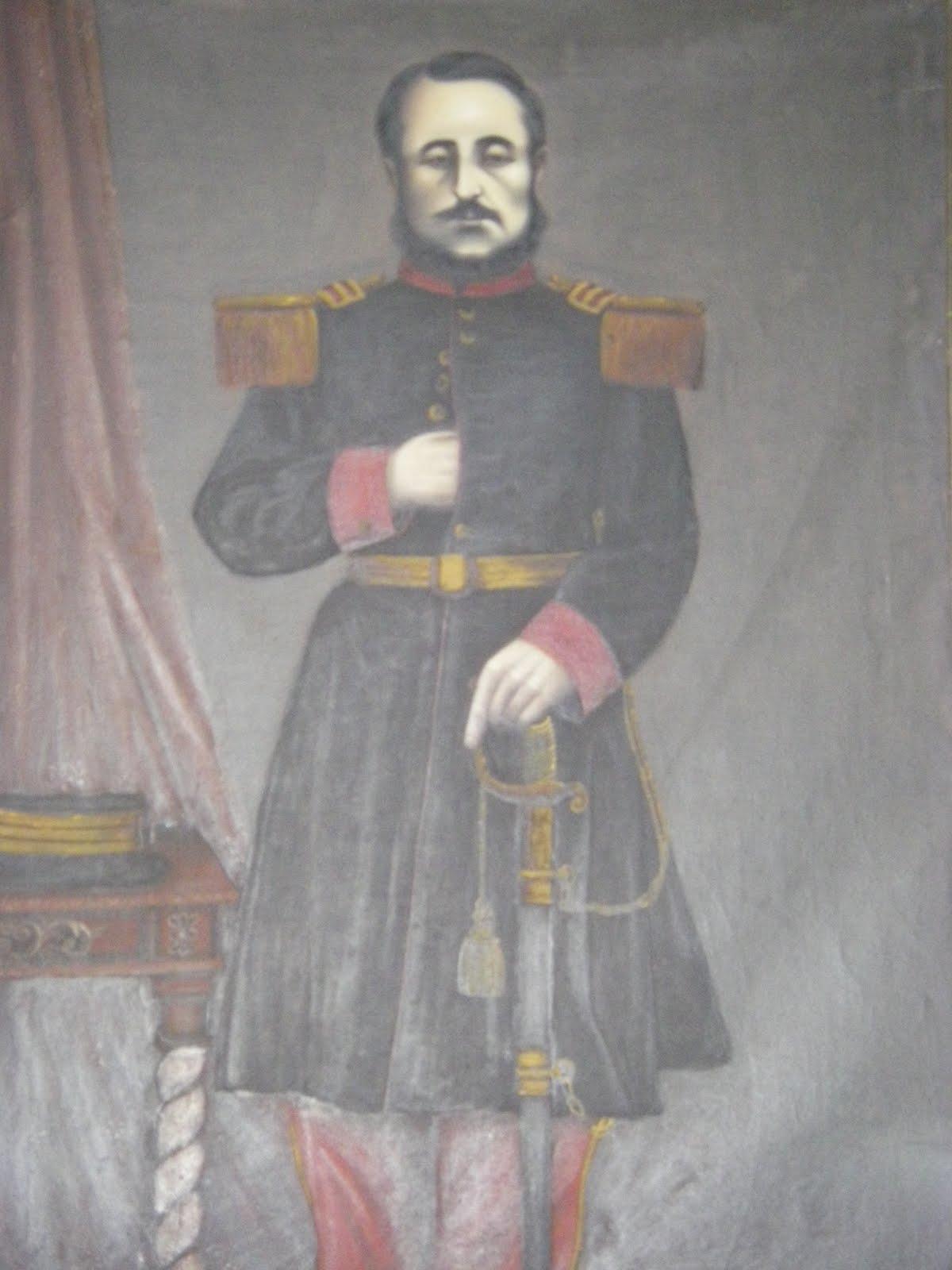 Coronel Simon Tadeo Vizcarra (1821-1907)