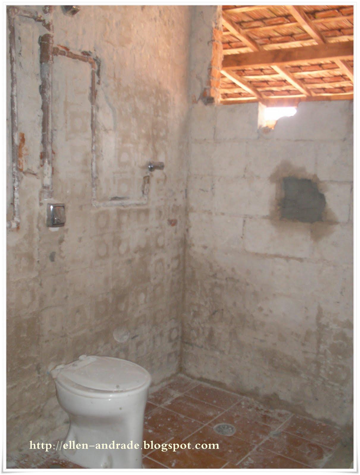 banheiro de cerca