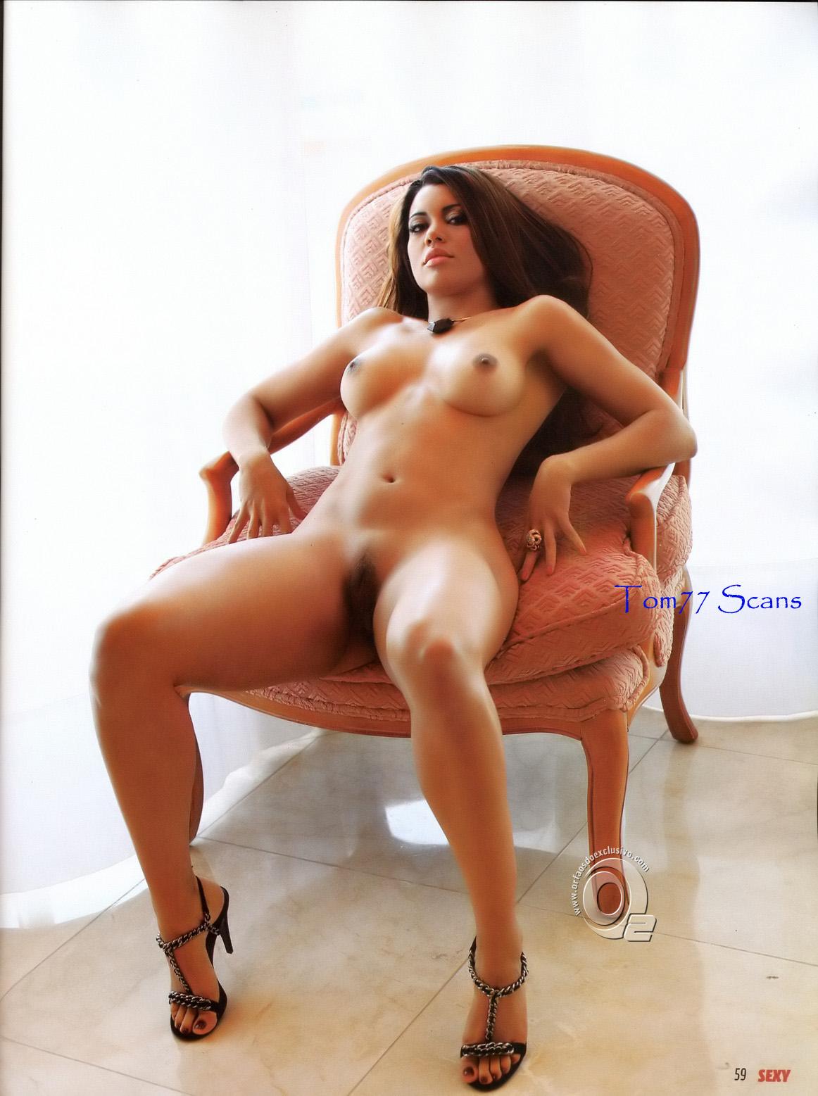 Revista Sexy Ellaine Alves 64