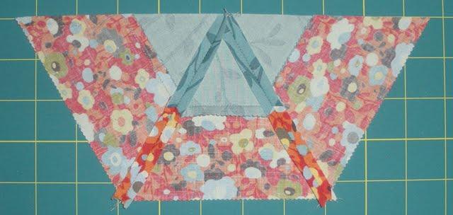 hexagon quilt along... finishing directions | Jaybird Quilts : finishing a hexagon quilt - Adamdwight.com