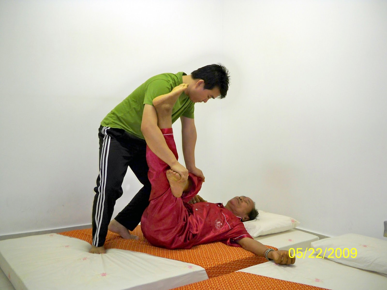 Thai massage herning små pikke