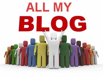 ALL MY BLOGS