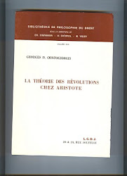 La theorie desrevolutions chez Aristote