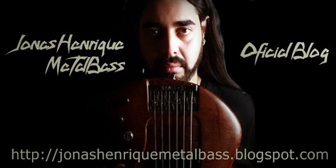Jonas Henrique Metal Bass