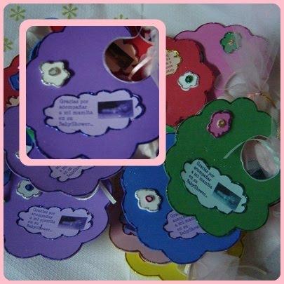 Diseños para recordar...: Recuerdos para Baby Shower ó Bautizo