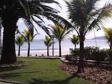 Praia de Canasvieiras - centrinho