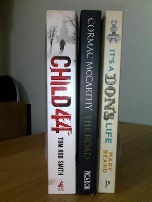 Books I finished in February 2010