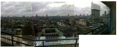 View from Guy's Hospital