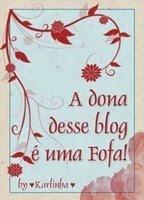 Ganhei da Alyne e tb http://mocasestacaliberdade.blogspot.com/