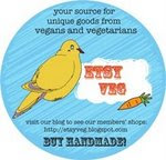 Proud Member of Etsyveg Team
