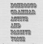 សិក្សាអំពី Active និង Passive