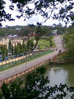 Port Blair - water sports complex view