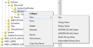 how to disable search history windows explorer
