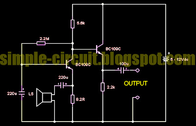 simple audio lifier circuit on simple circuit schematic designFordegrsystemdiagram 1990 Bronco Xlt50replaced Fuel Pumpegr #11