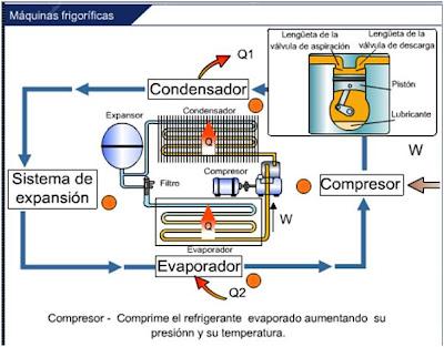 Funcionamiento Temporizador de Frigorfico